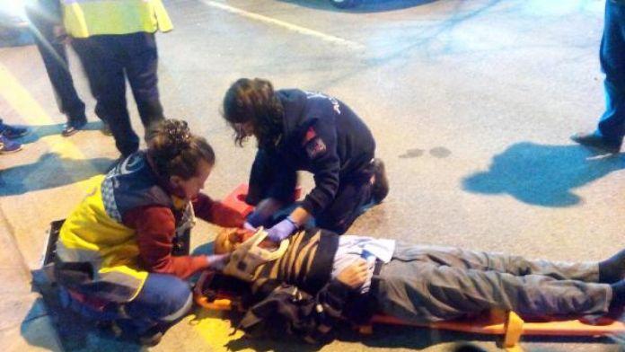 Otomobilin çarptığı TIR sürücüsü öldü