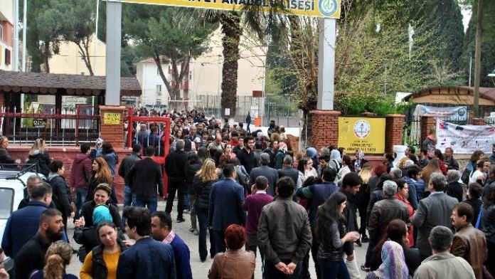 Aydın'da YGS Maratonu Tamamlandı