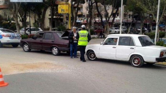 Sınav sırasında korna çalan araç sürücülerine ceza yağdı