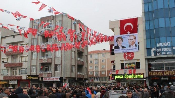 Meral Akşener: 'Devletin Başına Millet Gelecek'