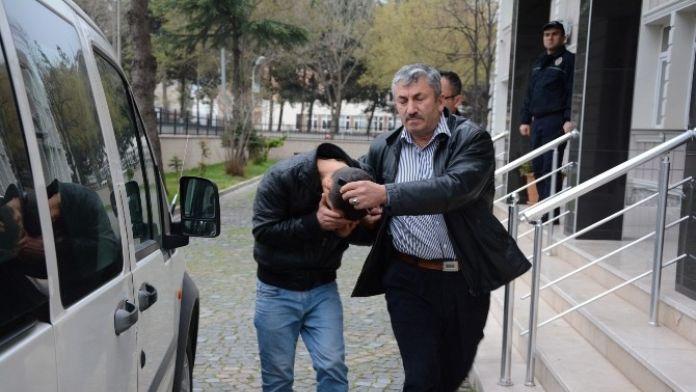 Küçük Yaşta Kızı Alıkoyan Şahıs Tutuklandı