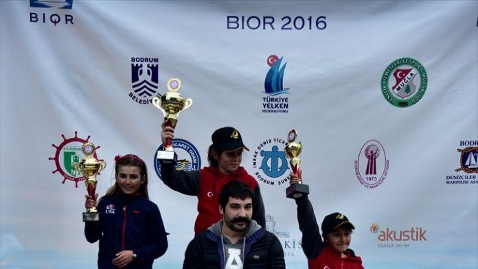 Yelken: 4. Bodrum Uluslararası Optimist Regatta Yarışları