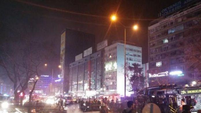 At least 34 killed in Ankara blast: Health minister