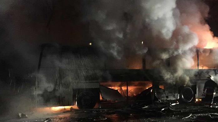 Bakan açıkladı,patlamada ölenlerin sayısı artıyor
