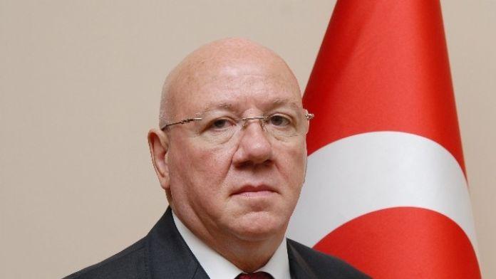 Türkiye Gazeteciler Konfederasyonu Genel Başkanı Nuri Kolaylı: