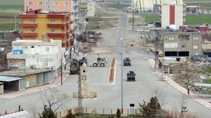 Şırnak'ta sokağa çıkma yasağı