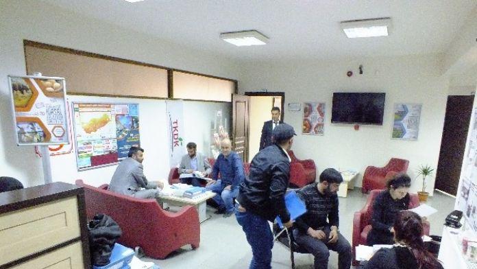 Erzurum TKDK'ya 52 Adet Hayvancılık Yatırım Başvurusu Yapıldı