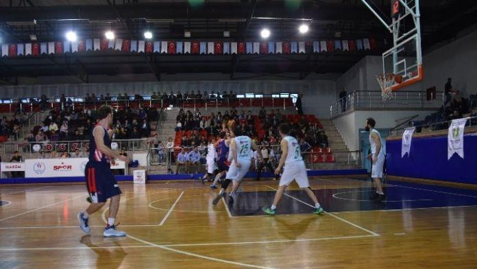 Düzce Belediyespor Basketbolda 6. Sırada