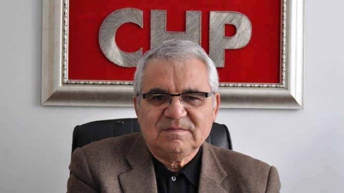 CHP İl Başkanı Gülmez, 'Alçakça Yapılan Terör Saldırısını Şiddetle Lanetliyorum'