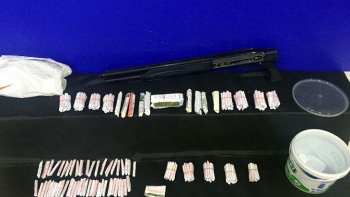 Uyuşturucu operasyonunda 28 gözaltı