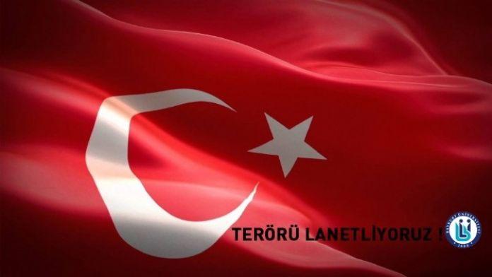 Rektör Coşkun, Ankara'daki Terör Saldırısını Kınadı