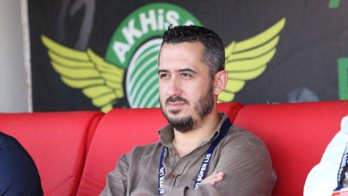 Akhisar Belediyespor Basın Sözcüsü Acar: 'Vicdanımız Rahat'