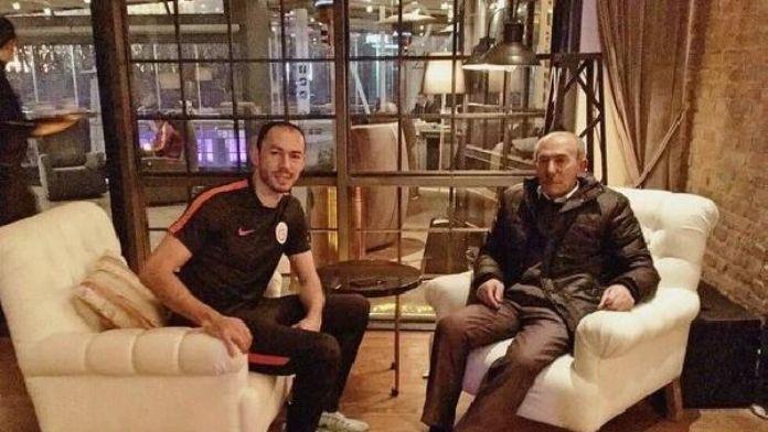Kemal Bulut oğlunu son kez Gençlerbirliği-Galatasaray maçında izledi
