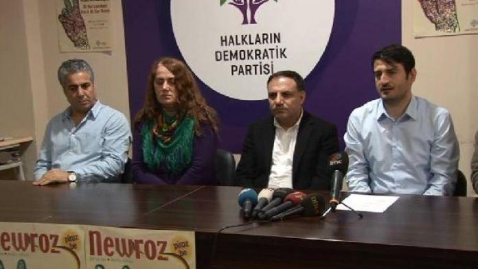 HDP'den 'istanbul'da nevruz' açıklaması