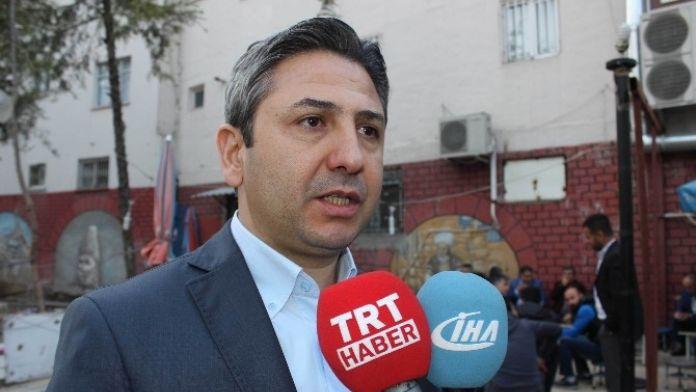 TBMM Başkanvekili Aydın'dan Terör Saldırısına Tepki