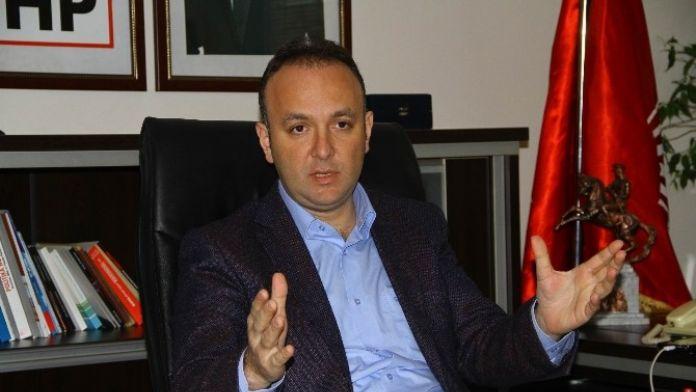 CHP'li Akçagöz: 'Her Kim Terörden Medet Umuyorsa Alçaktır'