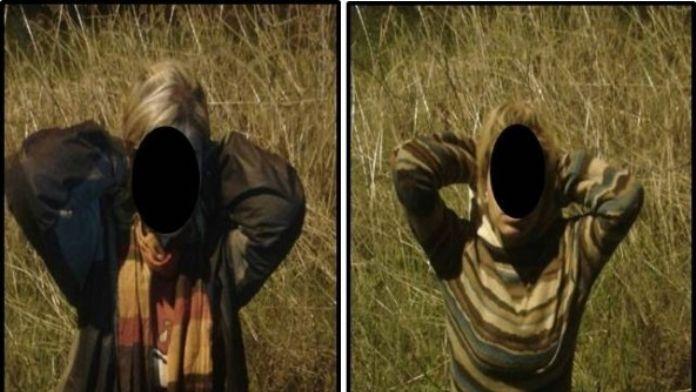 Kilis'te Terör Örgütü PKK/pyd Mensubu 2 Terörist Yakalandı