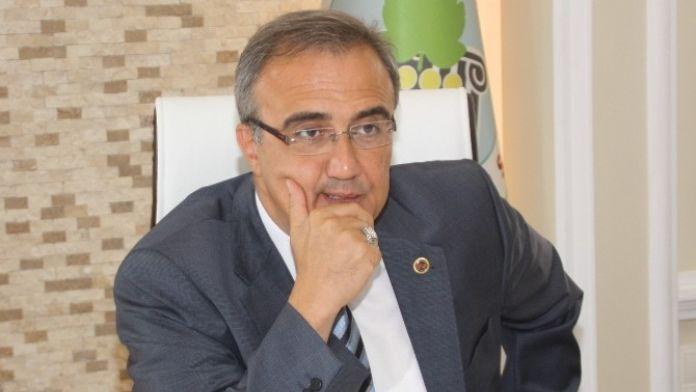 Başkan Karaçoban'dan Teröre Tepki