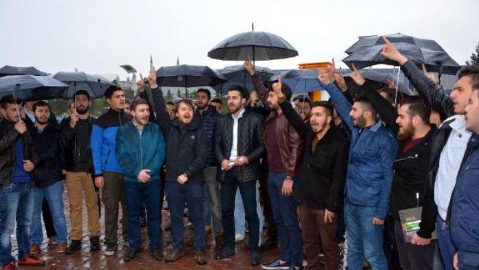Karabük Üniversitesi'nde terör pretestosu