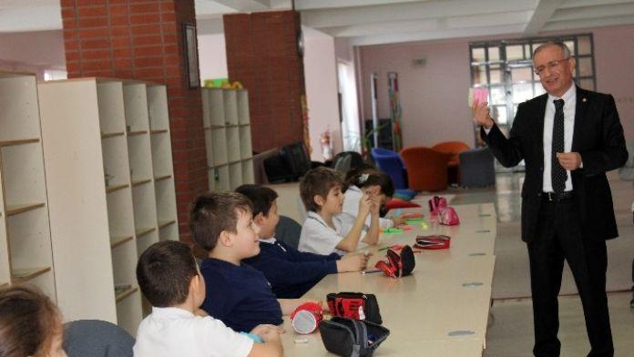 Marmara Eğitim Kurumları İlk Ve Ortaokul Müdürü Bölük: 'Sosyal Aktiviteler Öğrencilere Özgüven Aşılıyor'