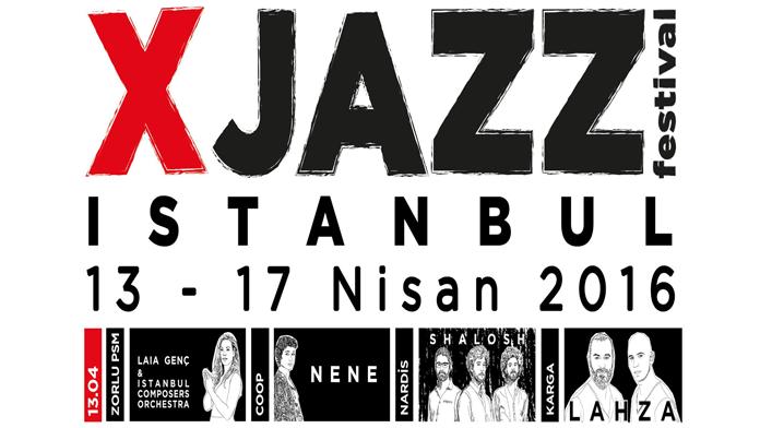 XJAZZ Festivali, İstanbul ve Ankara'da!