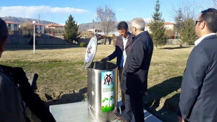Yeraltı Çöp İstasyonları Kuruluyor