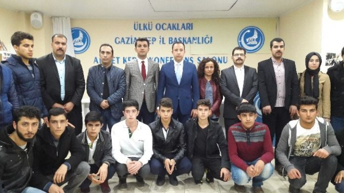 Ülkücülerden Ankara Saldırısına Tepki