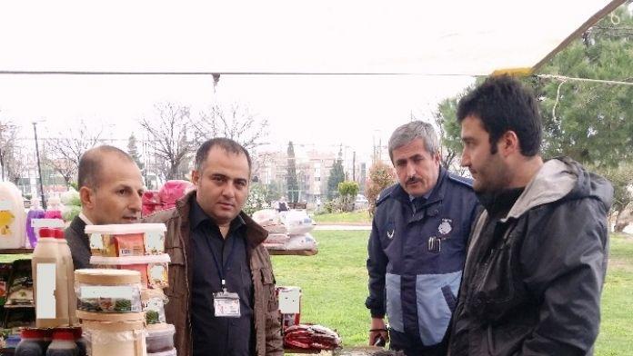 Atakum'da Gıda Denetimi