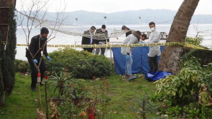 Sapanca'da göl kenarında bebek cesedi bulundu