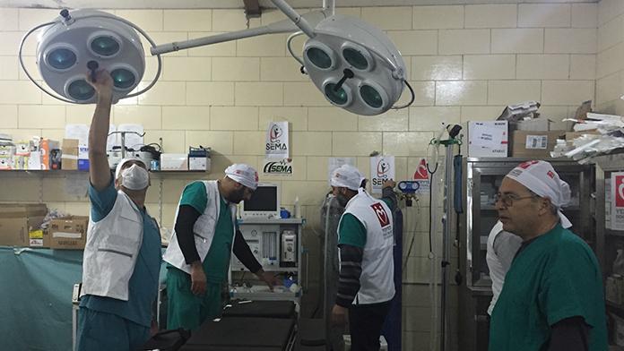 Suriyeli doktorlar 'çalışma izni' istiyor