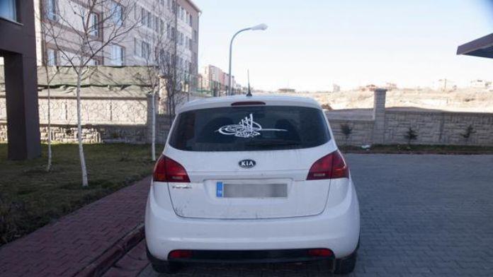 Nevşehir'de hırsızlara yönelik operasyon: 3 gözaltı