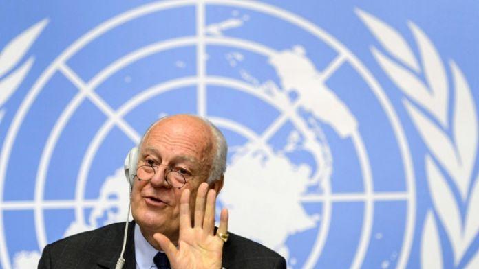 BM Suriye Özel Temsilcisi Rusların çekilmesini yorumladı