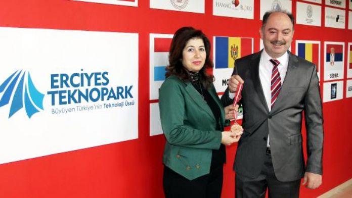 Erciyes Teknopark'a bronz madalya
