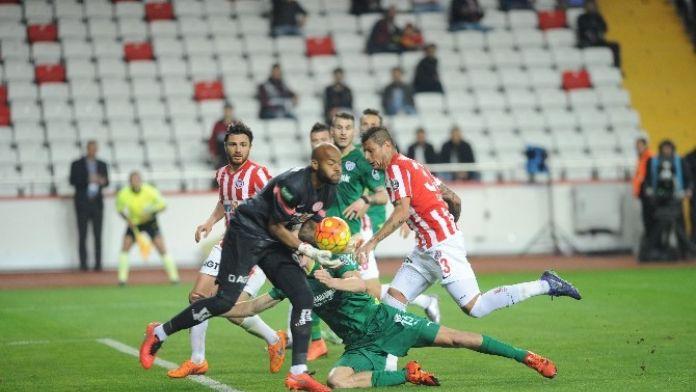 Bursaspor'un Golcüleri Suskun