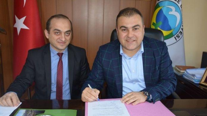 Görele Belediyesi İle KOSGEB Arasında Girişimcilik Eğitimi İçin Protokol İmzalandı