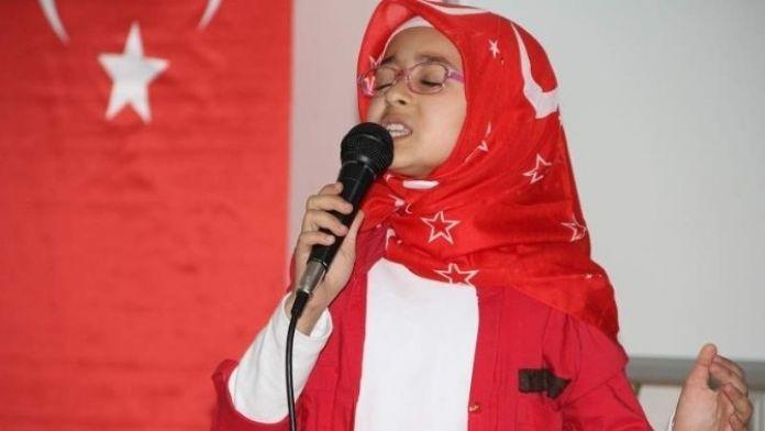 Gülşehir'de İlk Ve Ortaokullar Arası İstiklal Marşı Okuma Yarışması Düzenlendi