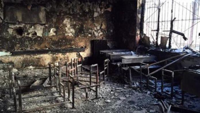 Sur'daki 17 okulun 5'i kullanılamaz durumda, 11'i hasarlı