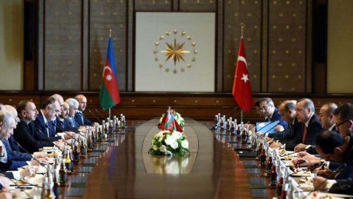 Yüksek Düzeyli Stratejik İşbirliği Konseyi Toplantısı yapıldı