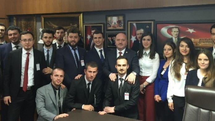 AK Partili Gündoğdu: 'Washıngton Ne Kadar Güvenliyse Ankara Da O Kadar Güvenli'