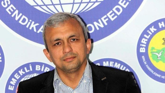 Aydın Memur-sen, Ankara'daki Terör Saldırısını Kınadı