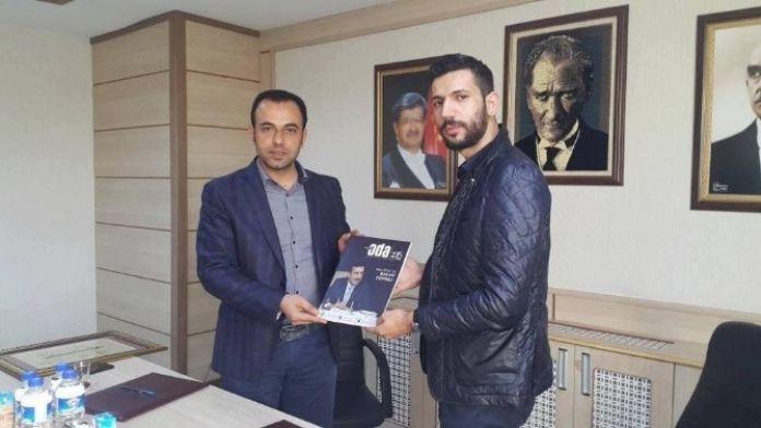 Genç ASKON'dan, TOBB Malatya İcra Kurulu Başkanı Akçin'e Ziyaret