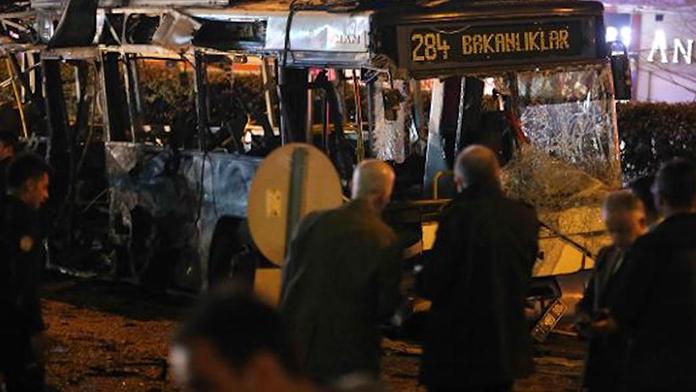 Ankara'daki saldırıda ölenler göz yaşları ile uğurlandı
