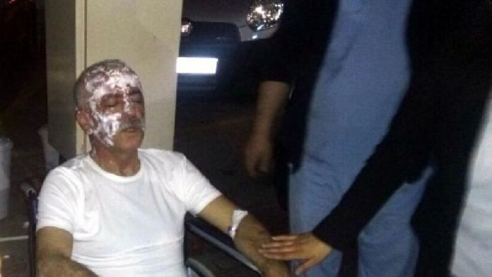 Ankara saldırısını protesto etmek isteyenlere müdahale - Ek fotoğraf