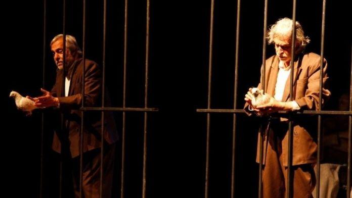 Marmaris'te 'Adalet Sizsiniz' Tiyatro Oyunu Sergilendi