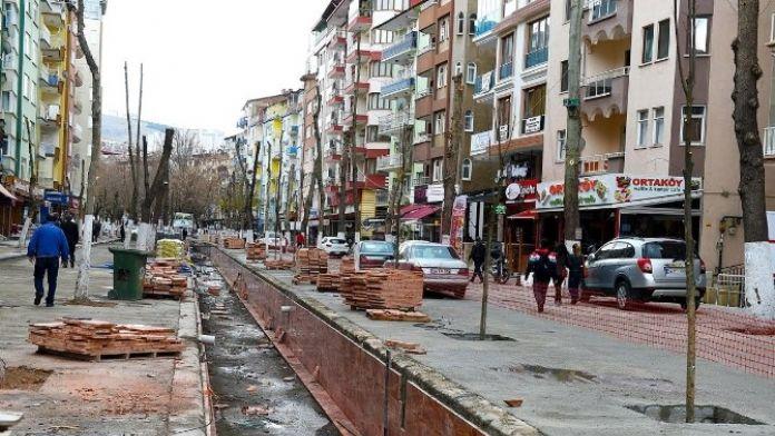 Büyükşehir Belediye Başkanı Çakır, Kanalboyunda İnceleme Yaptı