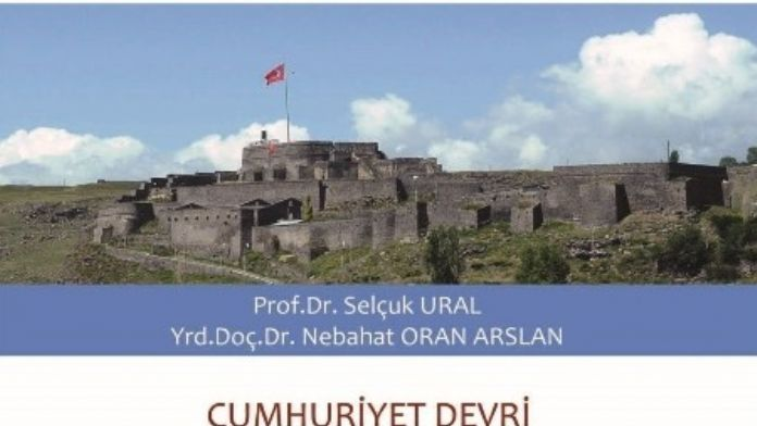 Cumhuriyet Devri Kars Tanıtımı Kitabı Yayımlandı