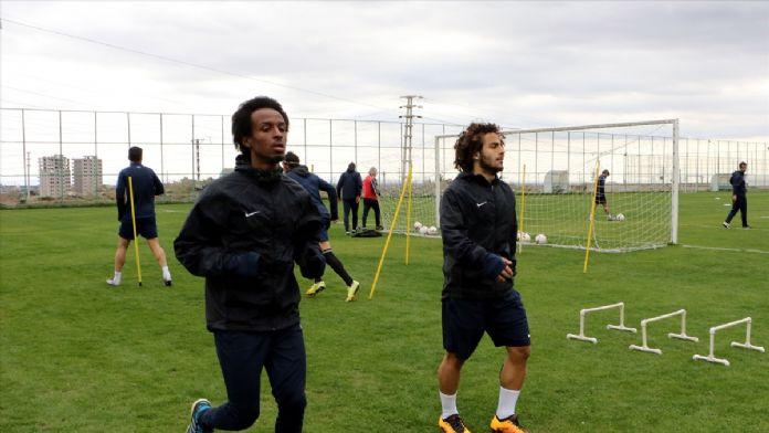 Şanlıurfaspor'da Balıkesirspor maçı hazırlıkları