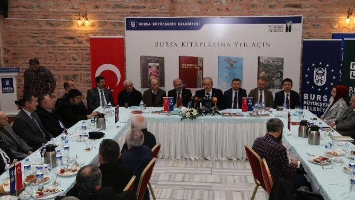 Bursa'nın Hafızası Yeni Eserlerle Tazeleniyor