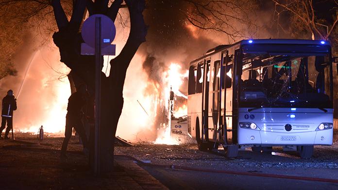 Batuhan Yaşar: 'Kızılay Patlaması Hangi Ülkeyi Gösteriyor'