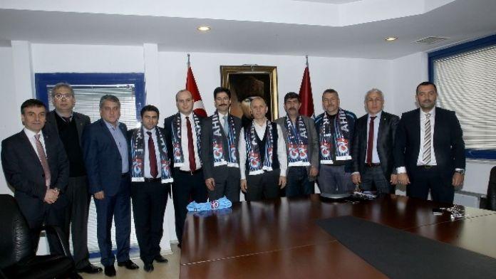 Muharrem Usta: 'Trabzonspor Büyük Bir Çınar'